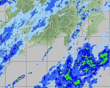 Wetter Formel1 GP Suzuka: Radarbild live (aktuell hohe Regenwahrscheinlichkeit)
