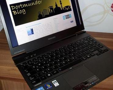 Test – Toshiba Portégé Z830-10E