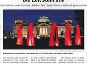 Berliner Zeitung Waechter Zeit sind wieder Berlin Festival Lights
