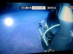 Red Bull stratos – Glückwunsch, Felix Baumgartner