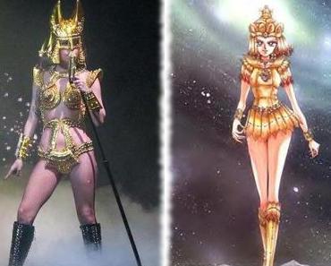 Beware of the Golden Queen ~ Galaxia lookalike