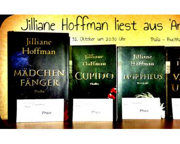 [Veranstaltungstipp]Jilliane Hoffman kommt nach Deutschland