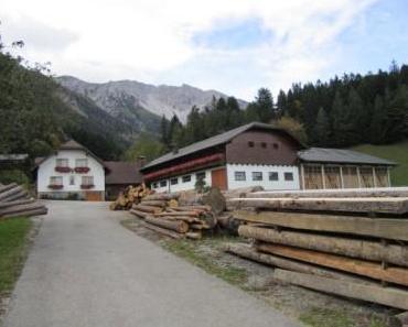 Im Untergeschoß des Schneebergs, 15.10.2012