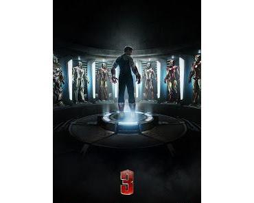 Iron Man 3: Erster Trailer und zahlreiche neue Fotos sind online