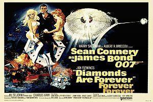 Die Bond-Retro - geschüttelt, nicht gerührt