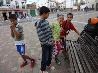 Madrid - Pamplona: Immer no Schoggisucht