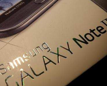 Test – Samsung Galaxy Note 2