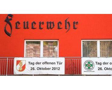 Tag der offenen Tür im Rüsthaus FF Mariazell am 26. Okt. 2012