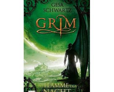 {Rezension} Grim 3: Das Feuer der Nacht von Gesa Schwartz