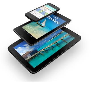 Google präsentiert: Nexus 4, Nexus 7 (neue Versionen), Nexus 10, Android 4.2 und Google Music