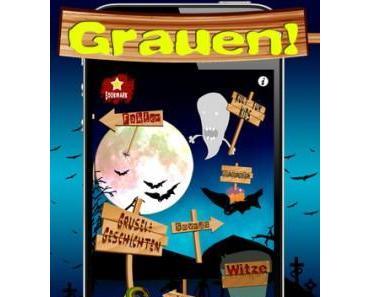 Halloween – Grusel-App zum Fürchten auf iPad,iPhone