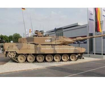 Wenn Deutschland keine Panzer verkauft