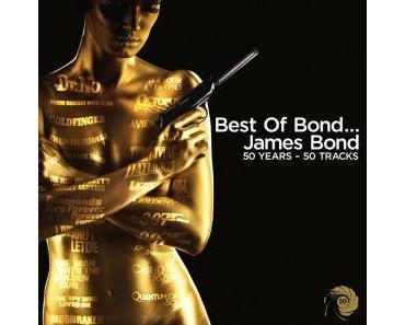 "Musik: ""James Bond – 50 Years  50 Tracks"""