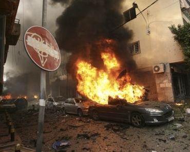 Die schlechten Verlierer der Syrien-Krise