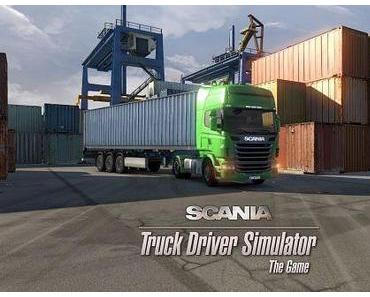 Kurztest - Scania Truck Driving Simulator - The Game