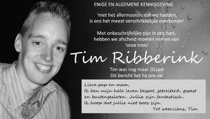 Den anonymen Opfern des Cybermobbings ein Gesicht geben: Der Abschiedsbrief von Tim aus Eschede
