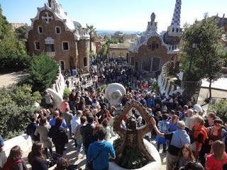 Barcelona: Massen-Schock