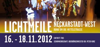 Vorschau: Kulturfest des bermuda.funks auf der Lichtmeile 2012 in Mannheim