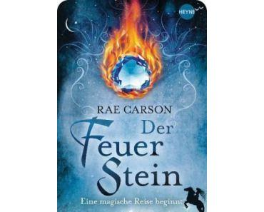[Rezension] Der Feuerstein von Rae Carson (Fire and Thorns #1)