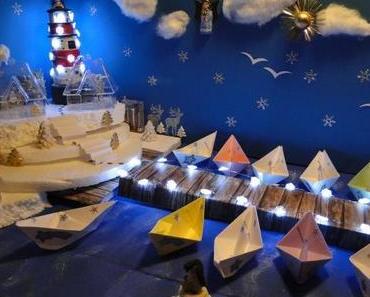 Der Weihnachtshafen – Adventskalender selbstgemacht