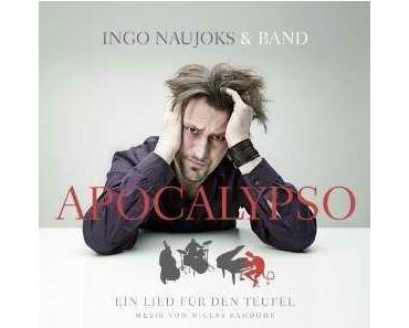 Ingo Naujoks lacht mit Apocalypso zynisch der Krise entgegen
