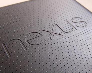 Android 4.2 auf dem Nexus 7: Erste Eindrücke