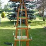 Weihnachtspyramide selber bauen – Laubsägearbeiten meiner Kunden