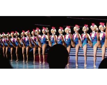 Mehr Beine als das Friedrichstadt-Ballett!