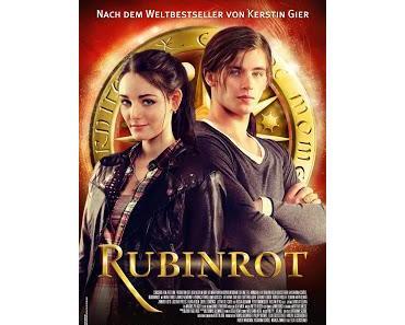 "Buchverfilmung ""Rubinrot"" von Kerstin Gier (:"