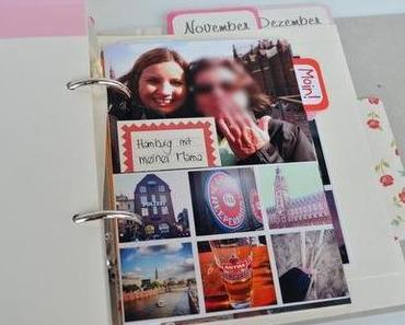 erinnerungsbuch / memories book / oktober