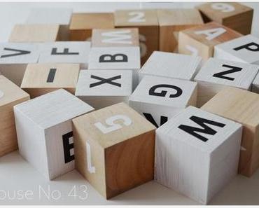 Wooden cube DIY - Holzwürfel DIY