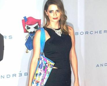 Mischa Barton? Yes…I Have Met Mischa Barton! – Kin Collection by André Borchers Launch