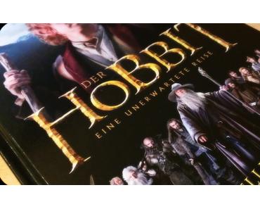 [Rezension] Der Hobbit - Eine unerwartete Reise. Das offizielle Begleitbuch
