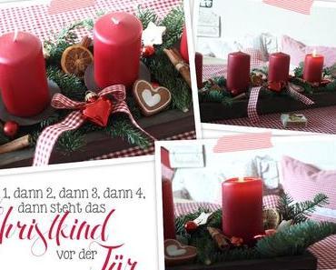 Advent Advent: Meine Deko aus dem letzten Jahr