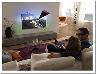 Die zweite Tagesaufgabe mit dem PHILIPS SMART TV 40PFL8007k # Pointing Remote –die neue Zeigefunktion der Fernbedienung