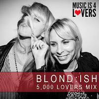 Sehr gutes Set mit kleinem Fauxpas, Mixtape: Blond:ish 5000 Lovers Mix