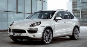 Porsche Cayenne e-Hybrid kommt schneller als gedacht