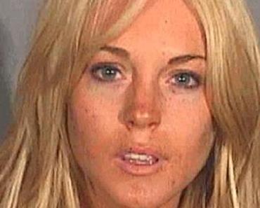 Lindsay Lohan wurde erneut verhaftet