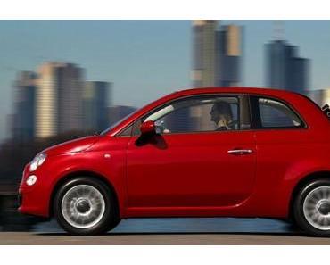 Fiat 500, das beliebteste Modell der italienischen Marke