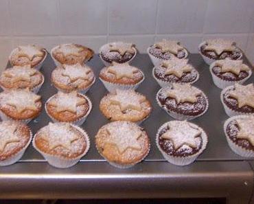 Weihnachtliche Muffins zur Adventszeit