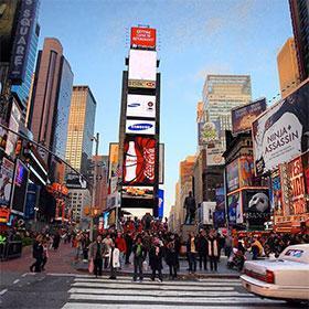 Instagram summary with New York, Miami and Fashionlooks