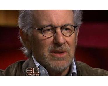 Steven Spielberg spricht über Filme und Familie