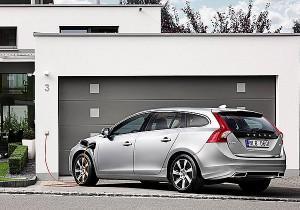 Volvo V60 Plug-In Hybrid geht in Serie