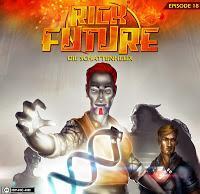Rezension: Rick Future 18 - Die Schattenhelix (Sven Matthias, Dane Rahlmeyer, Erdenstern)