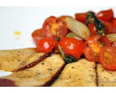 Nachgekocht: Zimt-Tomaten