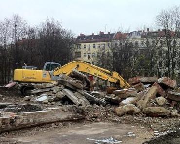 Die Profitmaschine oder: Neues vom asozialen Wohnungsbau