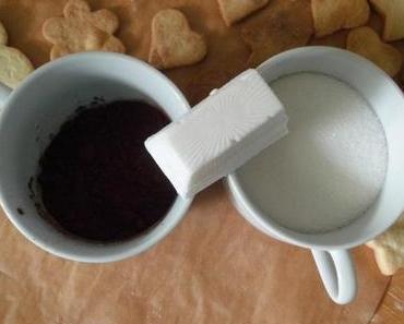 Schokoladen Glasur Rezept zum selber machen