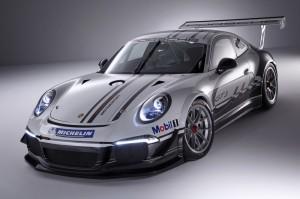 Neuer Porsche 911 GT3 Cup vorgestellt!