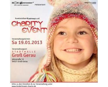 Top-Acts kommen zum 4. Kinderhospiz Charity Event