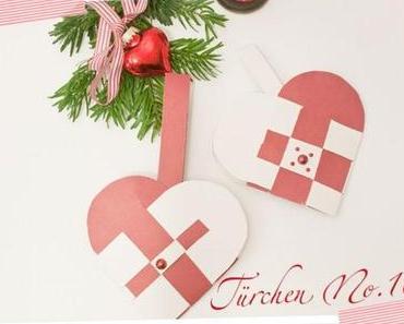 Adventskalender Türchen Nr. 10: Julehjerte & Gewinner!